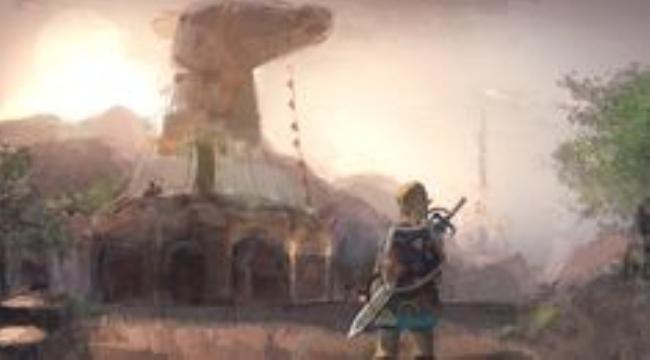 塞尔达游戏分析 塞尔达与原神对比