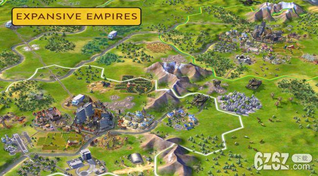 文明6打法分析