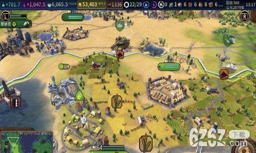 文明6游戏设计失误