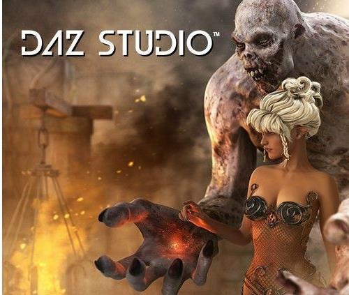 DAZ Studio 5
