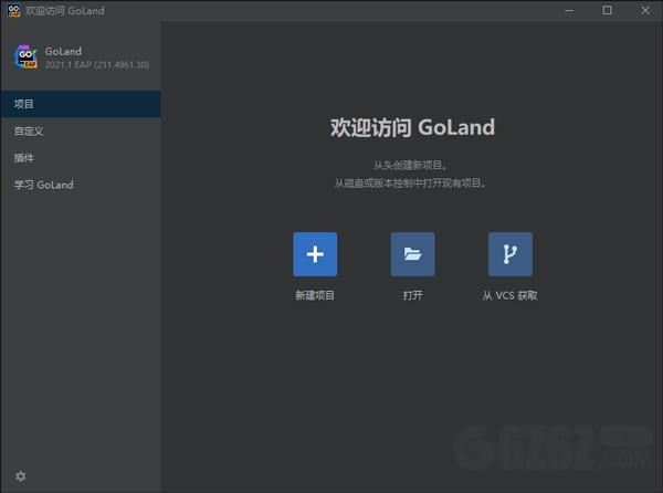 JetBrains GoLand 2021