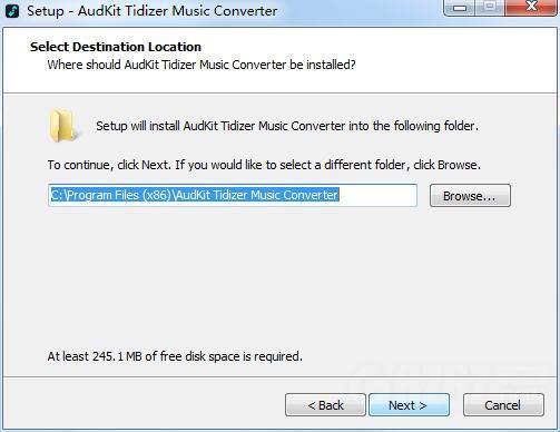AudKit Tidizer Music Converter